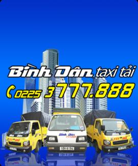 Dịch vụ Dịch vụ taxi tải